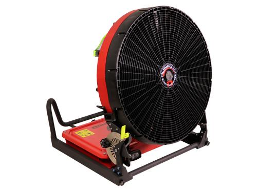 Ventilatore a batteria COMMANDO