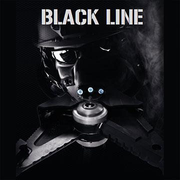 Attrezzatura idraulica a batteria BLACK LINE