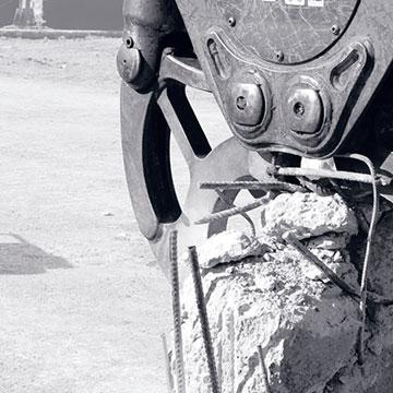 Cesoie e Pinze Demolitrici per Escavatore